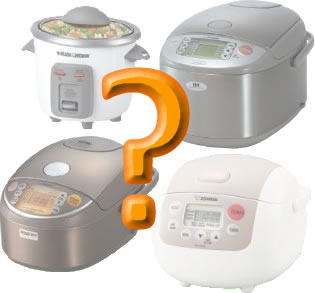 Rice Cooker Types